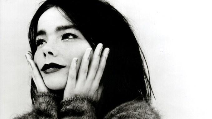 Björk in 1993 by Jean-Baptiste Mondino