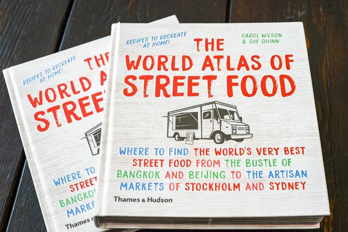 Book World Atlas Street Food 002 | Book
