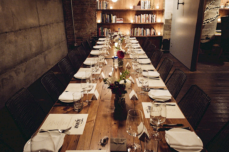 Groups Amp Parties Ethan Stowell Restaurants Seattle