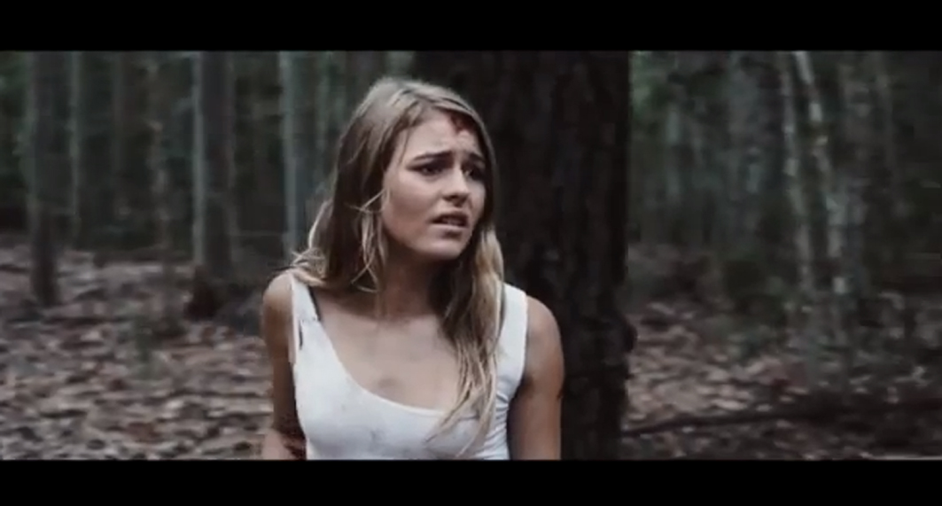 "Sarah Jeavons as ""Sam"" in INNER DEMON"