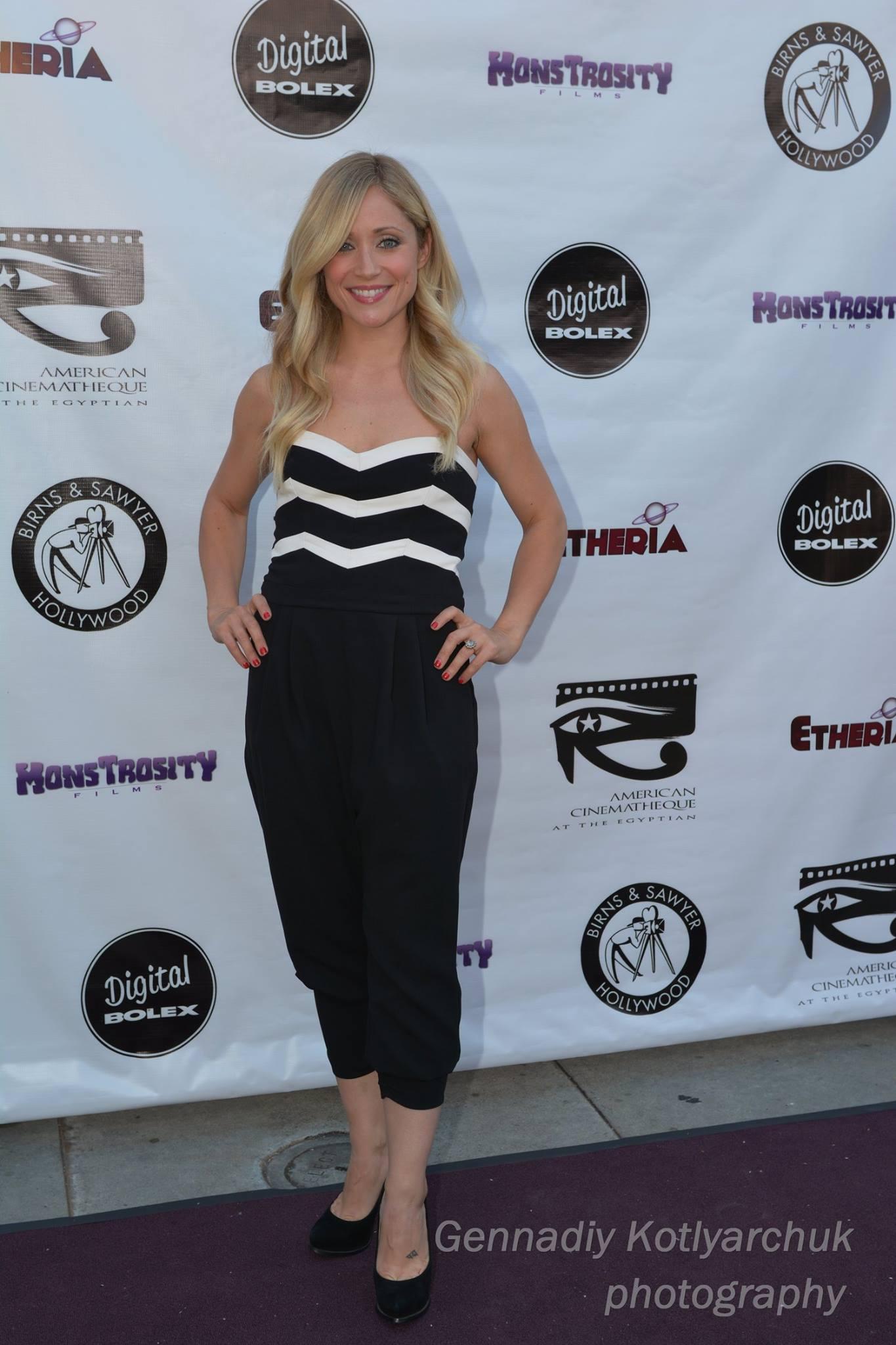 Emme Rylan at Etheria Film Night 2015