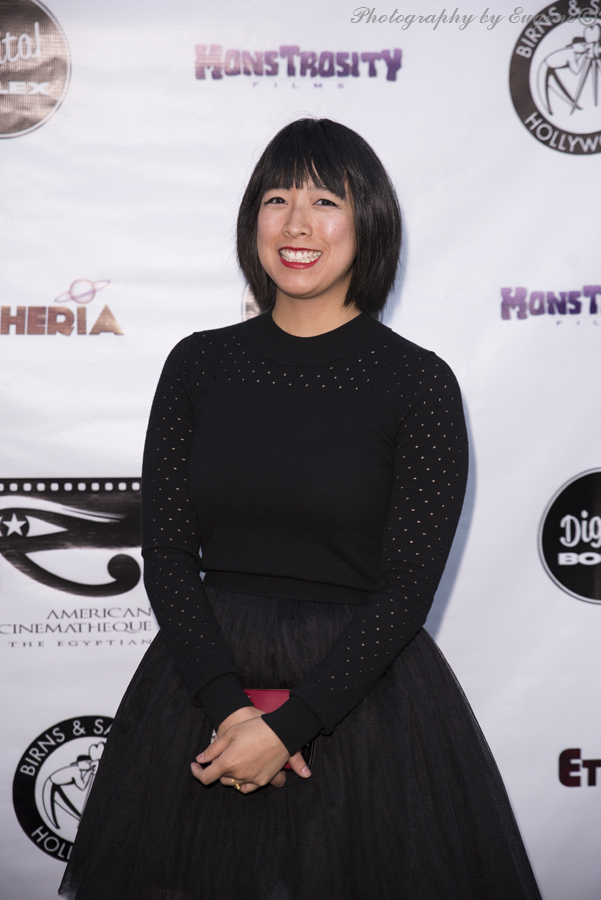 Gabrielle Lim at Etheria Film Night 2015