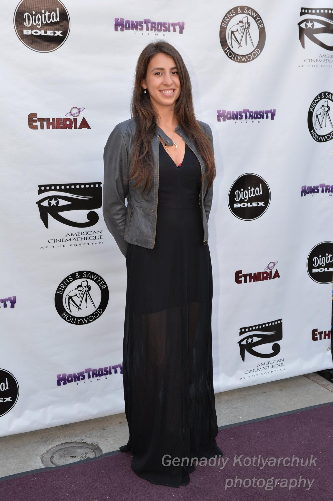 Mara Tasker at Etheria Film Night 2015
