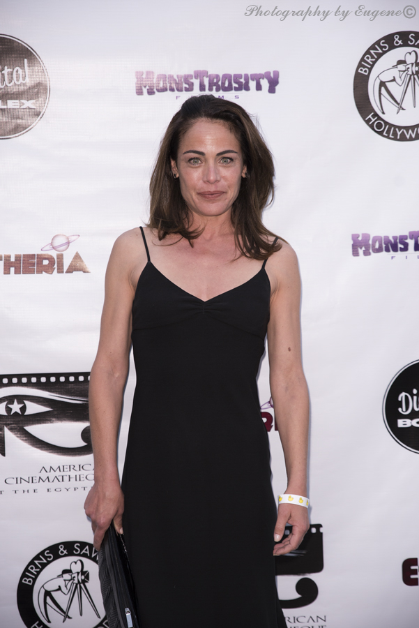 Yancy Butler at Etheria Film Night 2015