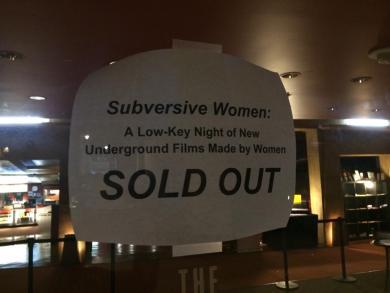 women underground August 21, 2015