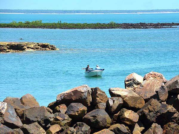 fishing in the top end