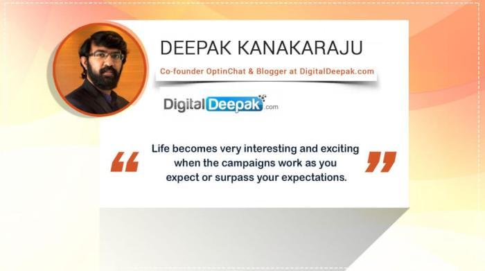 Deepak Kankaraju