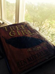 Tree Girl by Ben Mikaelsen 2005, Harper Teen ISBN:0060090065