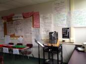 H103, the classroom