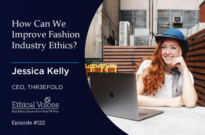How Can We Improve Fashion Industry Ethics? – Jessica Kelly