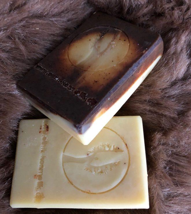 Shea Luxus Seife Kakao