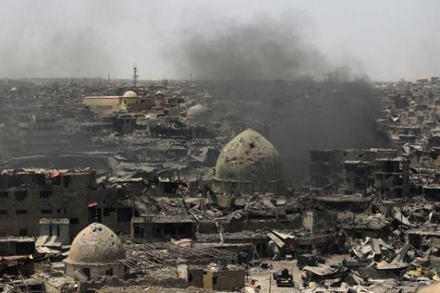 Mosul-destroy