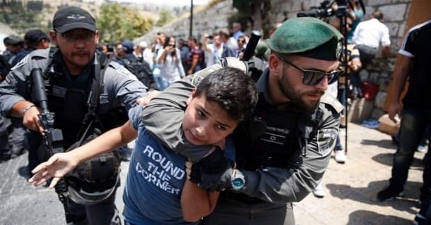 palestinian-children-arrested