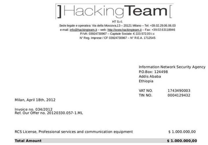 Hacking Team Hacked and Here Is Their Email Exchange with