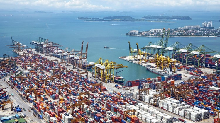 What is meant by Import and Export?