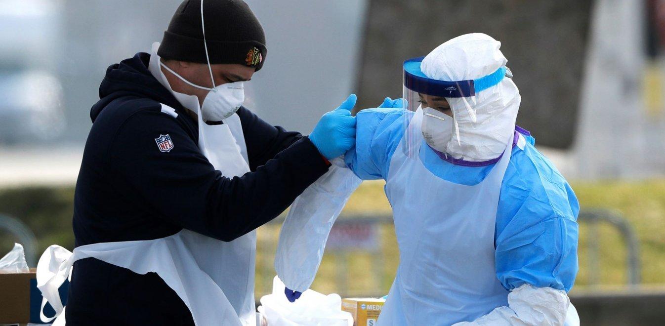 Κορονοϊός: 115 νεκροί στη Βρετανία το τελευταίο 24ωρο - Πάνω από 10.000 κρούσματα