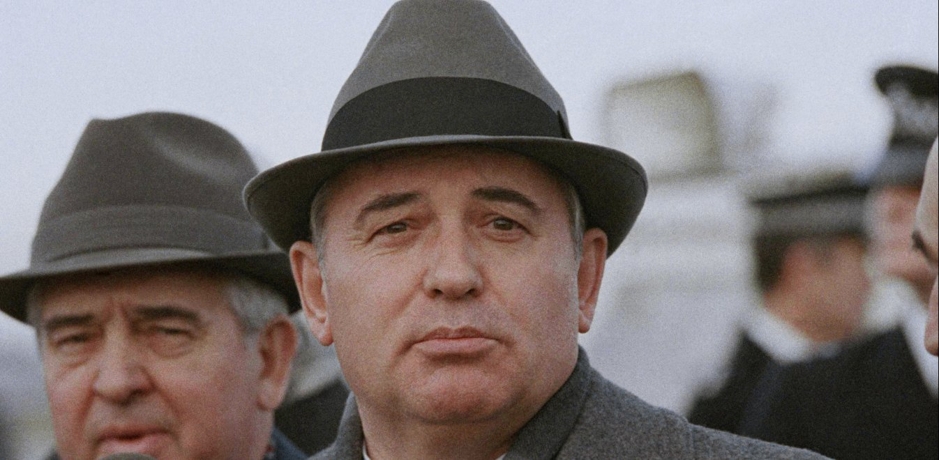 Γκορμπατσόφ: Με τον Μπους βάλαμε τέλος στον Ψυχρό Πόλεμο