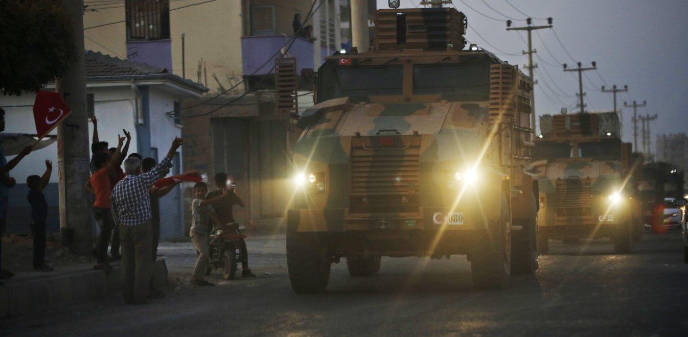 Συρία: Τουλάχιστον 15 νεκροί από την τουρκική εισβολή - Άμαχοι οι μισοί