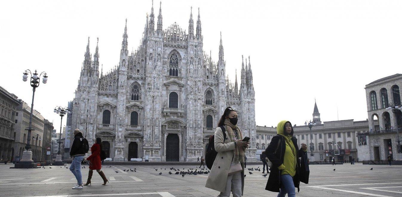 Κοροναϊός: Ο ιός κυκλοφορούσε στην Ιταλία χωρίς να έχει ανιχνευθεί επί εβδομάδες