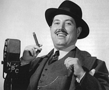 Harold Peary NBC Publicity Photo
