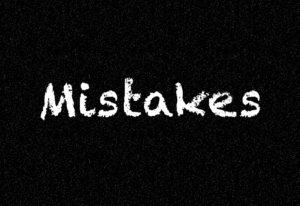 The Freedom to Make Mistakes