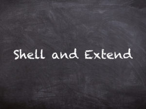 Crash Course: The Case for Shell and Extend