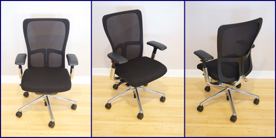 Product Review The Haworth Zody Task Chair EthoSource
