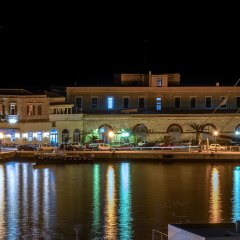 Λιμάνι της Σύρου στην Ερμούπολη