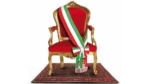 sedia di autorità