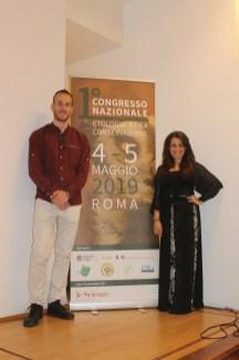 Christian Lenzi e Chiara Grasso, Associazione ETICOSCIENZA