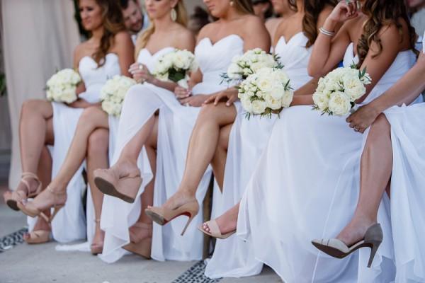 5 reguli cand alegi pantofi pentru domnisoare de onoare