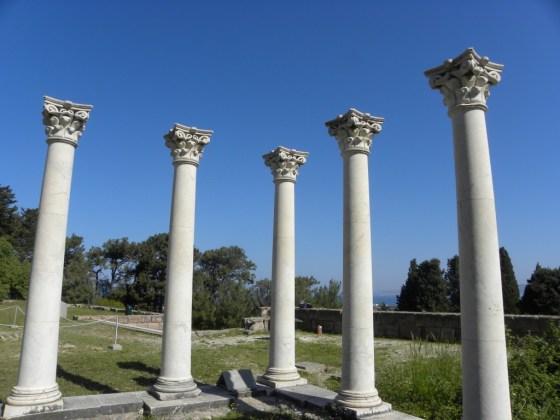 Kosas. V diena. Asklepion - Kos - Ag. Ioannis - Antimachia