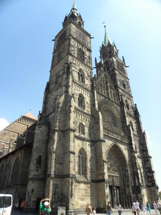 gotikinė Lorenco bažnyčia
