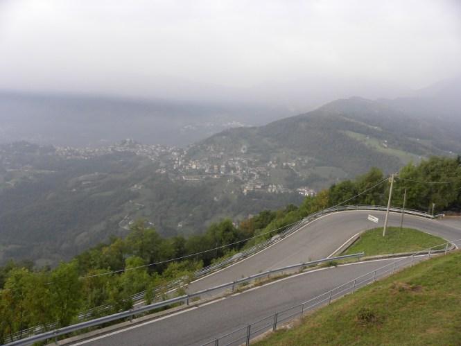 Link Provanso. 3 diena. Vokietija - Austrija - Šveicarija - Italija
