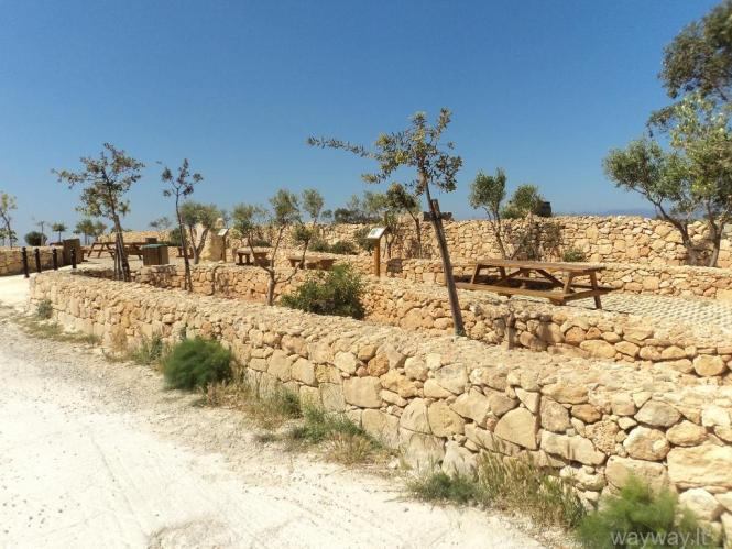 Gozo sala. Jaunas parkas