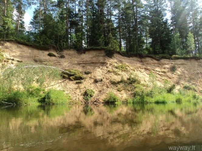 Lietuva. Baidarėmis Jaros upe