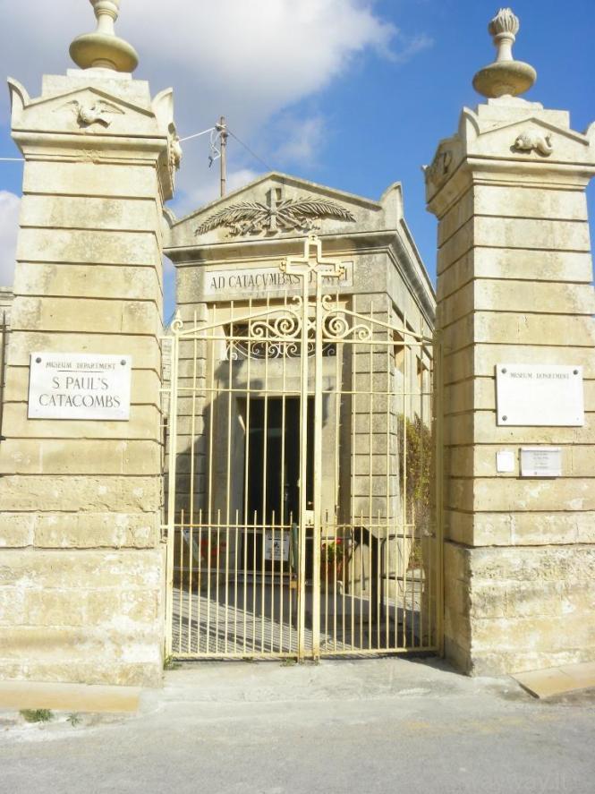 St. Paul's Catacombs, Rabat, Malta