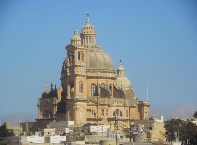 Gozo sala. Malta