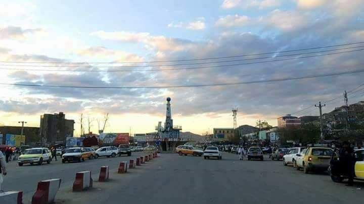 شهر پلخمری، مرکز ولایت بغلان
