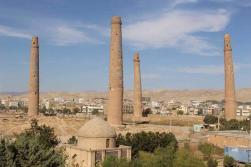 منارهای مصلی هرات