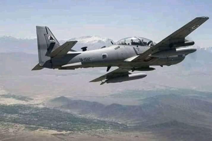 حملهی هوایی