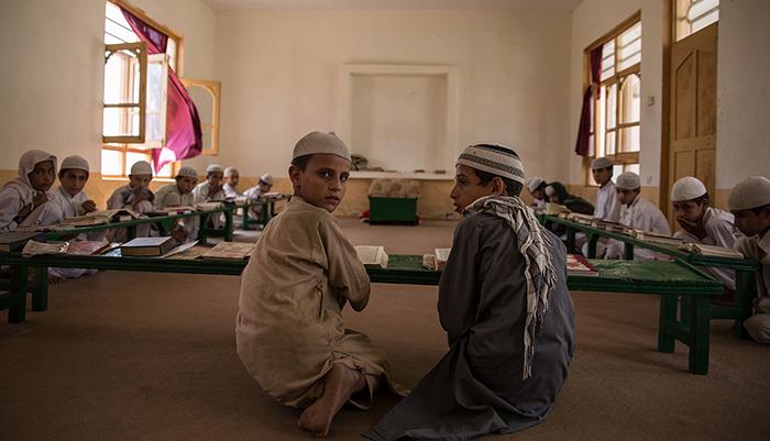 داعش در مدارس دینی افغانستان تخم میگذارد