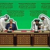 متن کامل توافقنامه امریکا و طالبان برای آوردن صلح در افغانستان