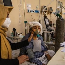 COVID19 Kabul Afghanistan