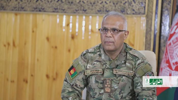 معین ارشد وزارت داخله در یک کنفرانس خبری میگوید که مرحله نخست ارزیابی پولیس هرات، 46 مقام از وظایف شان برکنار شدند