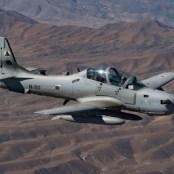 حملات هوایی نیروهای افغان