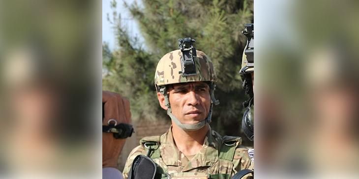 آمر امنیت فرماندهی پولیس تخار