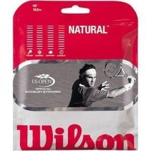 Wilson Natural 16 Tennis String Set by Wilson