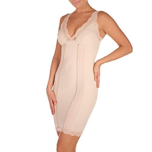 4how Femme Culotte Gainante Taille Haute Minceur Gaine Amincissante Ventre Plat Body Slim Invisible
