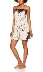 Le Chat Frisson, Nuisette Femme, Rose (Bois de Rose), 38 (Taille Fabricant: 38)